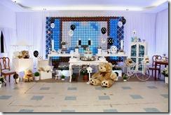 decorac3a7c3a3o-clean-urso-cores-marrom-e-azul-anversario-menino - Copy