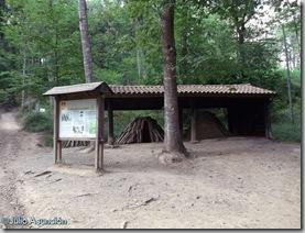 Carbonera - Parque natural de Bertiz