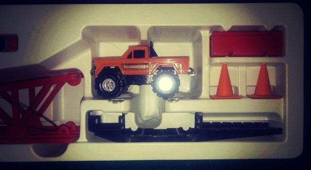 Stomper 4x4 Truck Inside 2