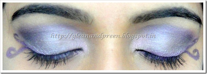 Amethyst - Purple - Eye Makeup