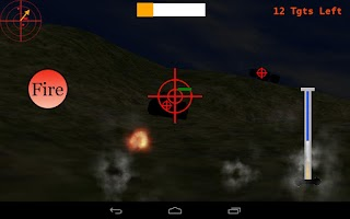 Screenshot of Tank Frenzy 3D