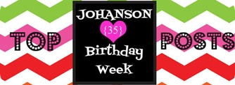 Johanson Journey Top Posts