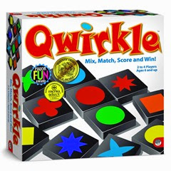 Best family Board games - Qwirkle Board Game