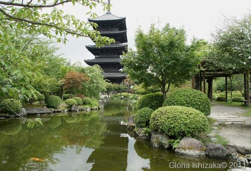 37 - Glória Ishizaka - Toji Temple - Kyoto