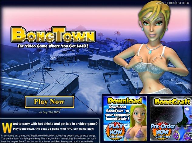 BoneTown (18+)