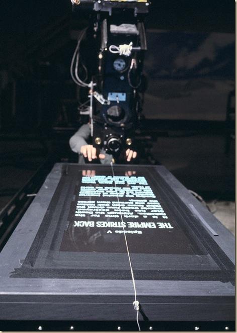 Photos étonnantes dans les coulisses de grands films (31)