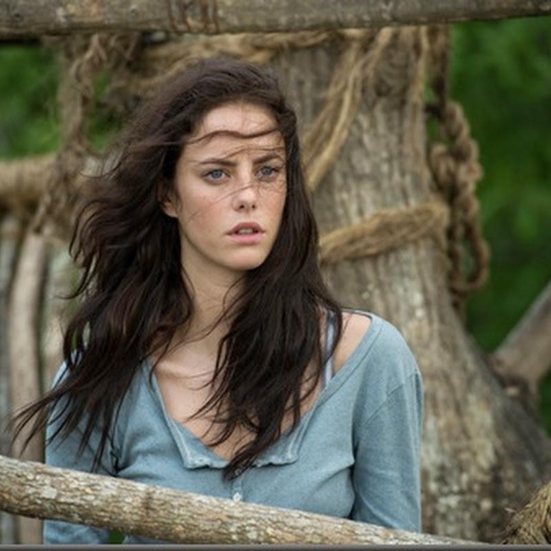"Kaya Scodelario's Unexpected Arrival In ""The Maze Runner"""