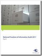National Freedom of Information Audit 2011