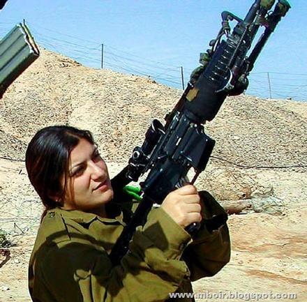 10 Negara Dengan Militer Wanita Bersenjata