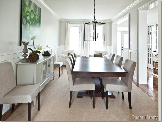 Dining Room Before and After: Classic + Elegant - Vanessa Francis ...