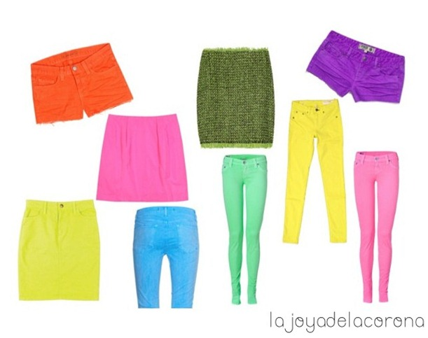 neon bottoms