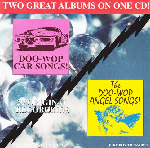 Doowop Car & Angel Songs - 33 front