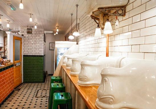 Attendant-cafe-London