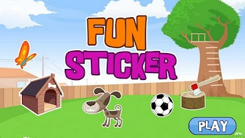Screenshot of Belajar Kreatif - Fun Sticker
