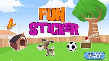 Screenshot of Belajar Kreatif - Fun Sticker