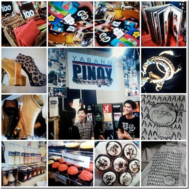 Global Pinoy Bazaar at Rockwell Tent