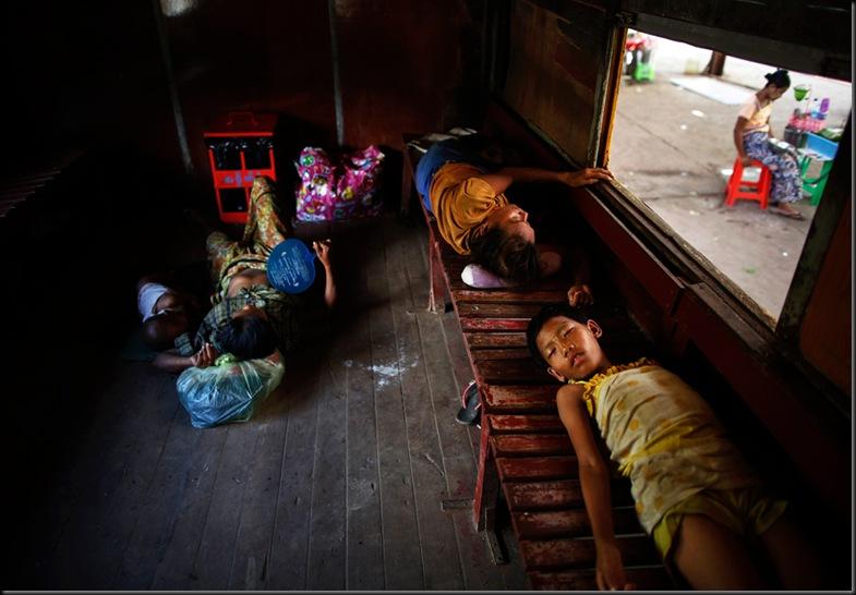 MYANMAR-TRANSPORTATION/