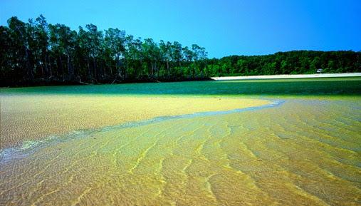 Praia do Araruna, Soure - Parà, foto: Christina Knepper