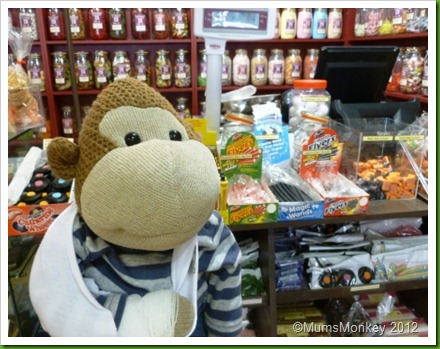 Weymouth Sweet Shop....