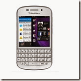 Buy Blackberry Q10 Mobile Rs.19801 from Infibeam