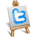 twitter artists icon