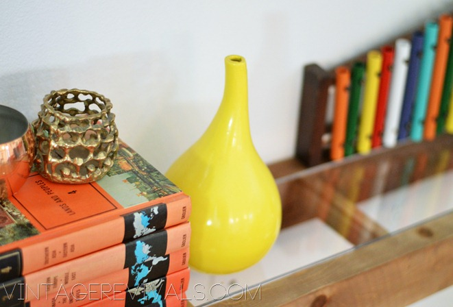Glass Floating Shelves