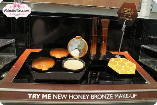The Body Shop Honey Bronze Priscilla _resize