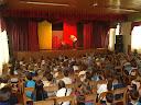 Crianças recebem contador de histórias