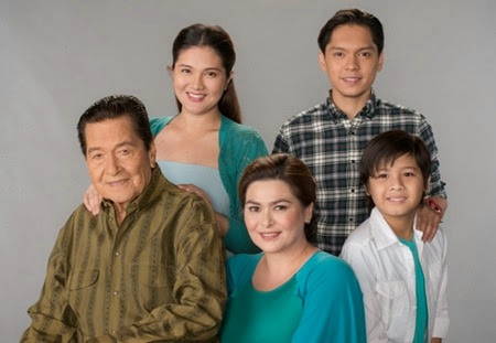Give Love On Christmas - Aguinaldo family