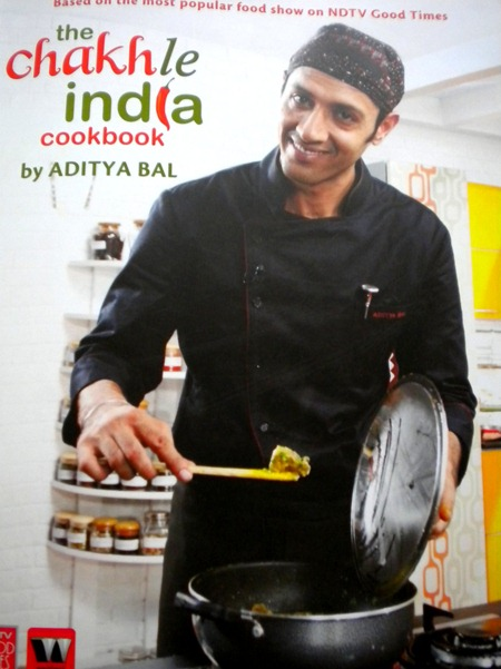 The Chakhle India Cookbook