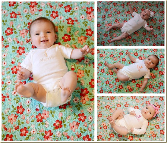 reese first four months