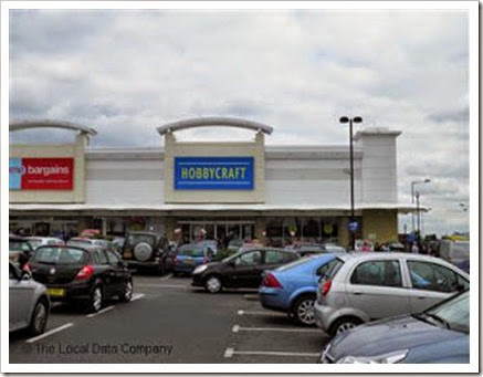 Hobbycraft Bentley Bridge