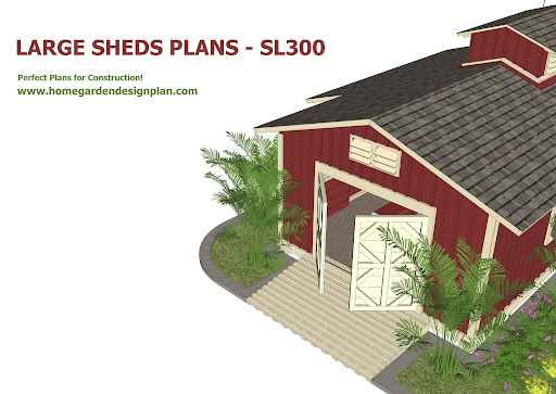 Guide to get free garden shed plans online delcie for Storage shed plans pdf