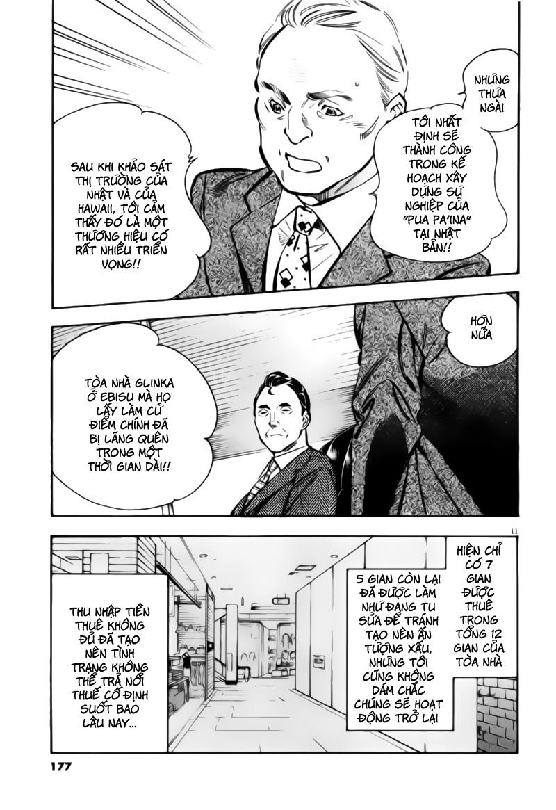 Shin Kurosagi - Con Diệc Đen 2 chap 196 - Trang 11