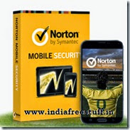 Free Norton Mobile Security for 1 year