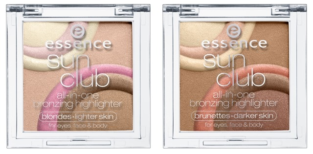 Essence Bronzing Highlighter