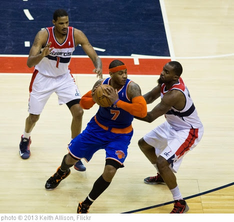 'Carmelo Anthony' photo (c) 2013, Keith Allison - license: https://creativecommons.org/licenses/by-sa/2.0/