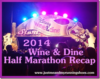 Wine Dine Half Marathon Title