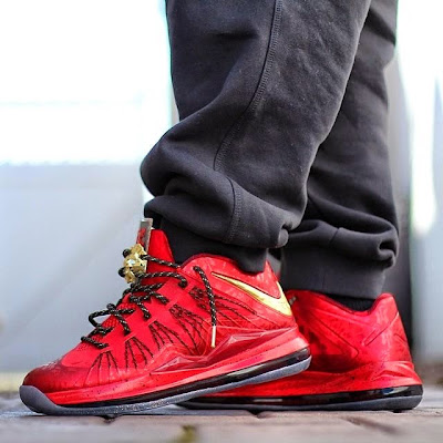 nike lebron 10 ps elite championship pack 18 02 reverse Reverse LeBron 10 Championship Pack is Real! Take a Closer Look!