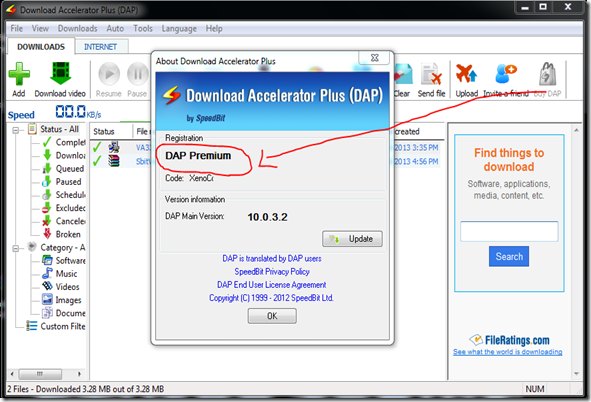 Download Download Accelerator Plus for Windows