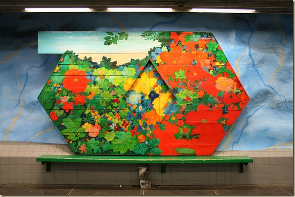 24 stations de métro stupéfiantes (1)