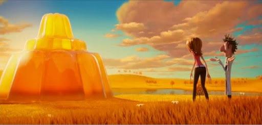 Gambar: Scene film animasi Cloudy with a Chance of Meatballs (2009)