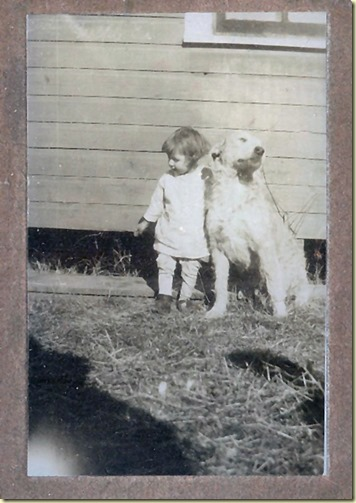Martha and Pat about 1928
