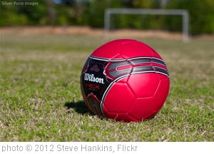 'Soccer Ball' photo (c) 2012, Steve Hankins - license: http://creativecommons.org/licenses/by/2.0/
