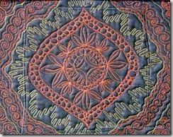 Mandala Rückseite