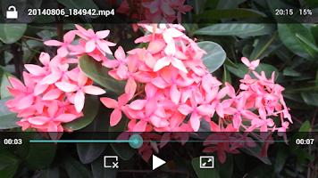 Screenshot of HD Video Player