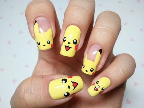 Pretty Nail Designs Tumblr Nail Designs Hair Styles Tattoos And