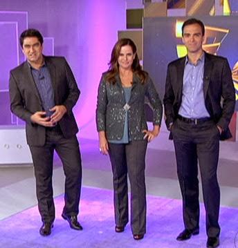 Zeca Camargo, Renata, Tadeu