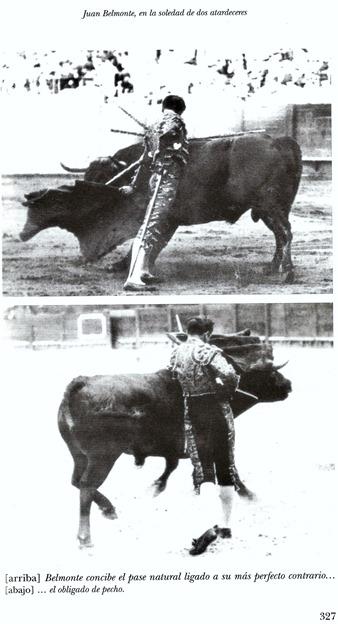 Belmonte en la soledad... Salvador Balil p. 327 001