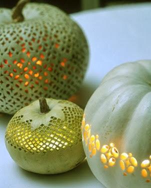 pumpkins lace pattern 1